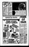 Crawley News Wednesday 05 February 1992 Page 4