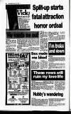 Crawley News Wednesday 05 February 1992 Page 22
