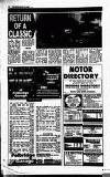 Crawley News Wednesday 18 March 1992 Page 38