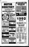 Crawley News Wednesday 08 April 1992 Page 34