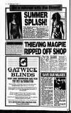 Crawley News Wednesday 27 May 1992 Page 16