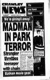 Crawley News Wednesday 24 June 1992 Page 1