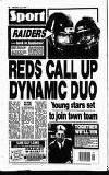 Crawley News Wednesday 08 July 1992 Page 70