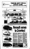 Crawley News Wednesday 15 July 1992 Page 35