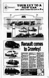 Crawley News Wednesday 15 July 1992 Page 71