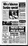 Crawley News Wednesday 12 August 1992 Page 6