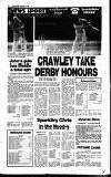 Crawley News Wednesday 12 August 1992 Page 70