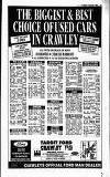 Crawley News Wednesday 26 August 1992 Page 47