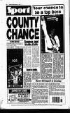 Crawley News Wednesday 02 September 1992 Page 64