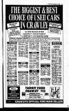 Crawley News Wednesday 16 September 1992 Page 47