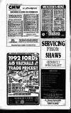 Crawley News Wednesday 16 September 1992 Page 52