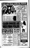 Crawley News Wednesday 14 October 1992 Page 4