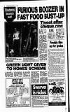 Crawley News Wednesday 14 October 1992 Page 18