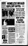 Crawley News Tuesday 22 December 1992 Page 18