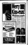 Crawley News Tuesday 22 December 1992 Page 40