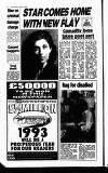Crawley News Wednesday 06 January 1993 Page 12