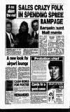 Crawley News Wednesday 06 January 1993 Page 15