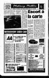 Crawley News Wednesday 06 January 1993 Page 48
