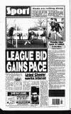 Crawley News Wednesday 06 January 1993 Page 72