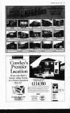 Crawley News Wednesday 24 February 1993 Page 39