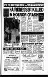 Crawley News Wednesday 17 March 1993 Page 7