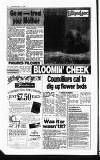 Crawley News Wednesday 17 March 1993 Page 22