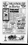 Crawley News Wednesday 15 December 1993 Page 32