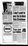 Crawley News Wednesday 15 December 1993 Page 34