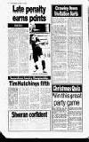 Crawley News Wednesday 15 December 1993 Page 74