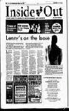 "According to the publicity material, the ""Lenny Henry Large"" tour, calling at Croydon, Crawley and Guildford, is about loads of laughs as he lets"