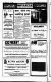 Bridgwater Journal Saturday 09 January 1988 Page 12