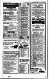 Bridgwater Journal Saturday 09 January 1988 Page 22