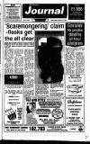 Bridgwater Journal Saturday 16 January 1988 Page 1