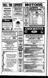 Bridgwater Journal Saturday 16 January 1988 Page 20