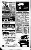 Bridgwater Journal Saturday 21 April 1990 Page 22