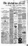 Portadown News Saturday 14 January 1860 Page 1