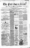 Portadown News Saturday 21 January 1860 Page 1