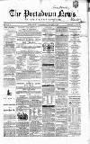 Portadown News Saturday 12 January 1861 Page 1