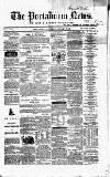 Portadown News Saturday 19 January 1861 Page 1