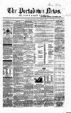Portadown News Saturday 11 May 1861 Page 1