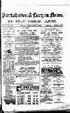 POR'I'ADOWN SATURDAY AUGUST 25 1888.