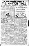 Kington Times