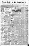 Evesham Standard & West Midland Observer Saturday 05 March 1910 Page 1