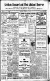 Evesham Standard & West Midland Observer Saturday 05 February 1916 Page 1
