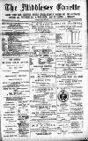 Middlesex Gazette Saturday 24 March 1900 Page 1