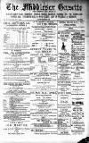 Middlesex Gazette Saturday 03 August 1901 Page 1