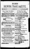 Holmes' Brewing Trade Gazette Sunday 01 February 1880 Page 3