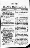 Holmes' Brewing Trade Gazette Monday 01 November 1880 Page 3