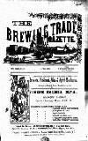 Holmes' Brewing Trade Gazette