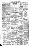 KIRKCUDBRIGHTSHIRE ADVERTISER, FRIDAY, MARCH 3, 1882. FOR SEED TIME. PLOUGHS, SWING, DRILL, AND ONE-WAY. HARROW S, TEETHED AND CHAIN. SOWING